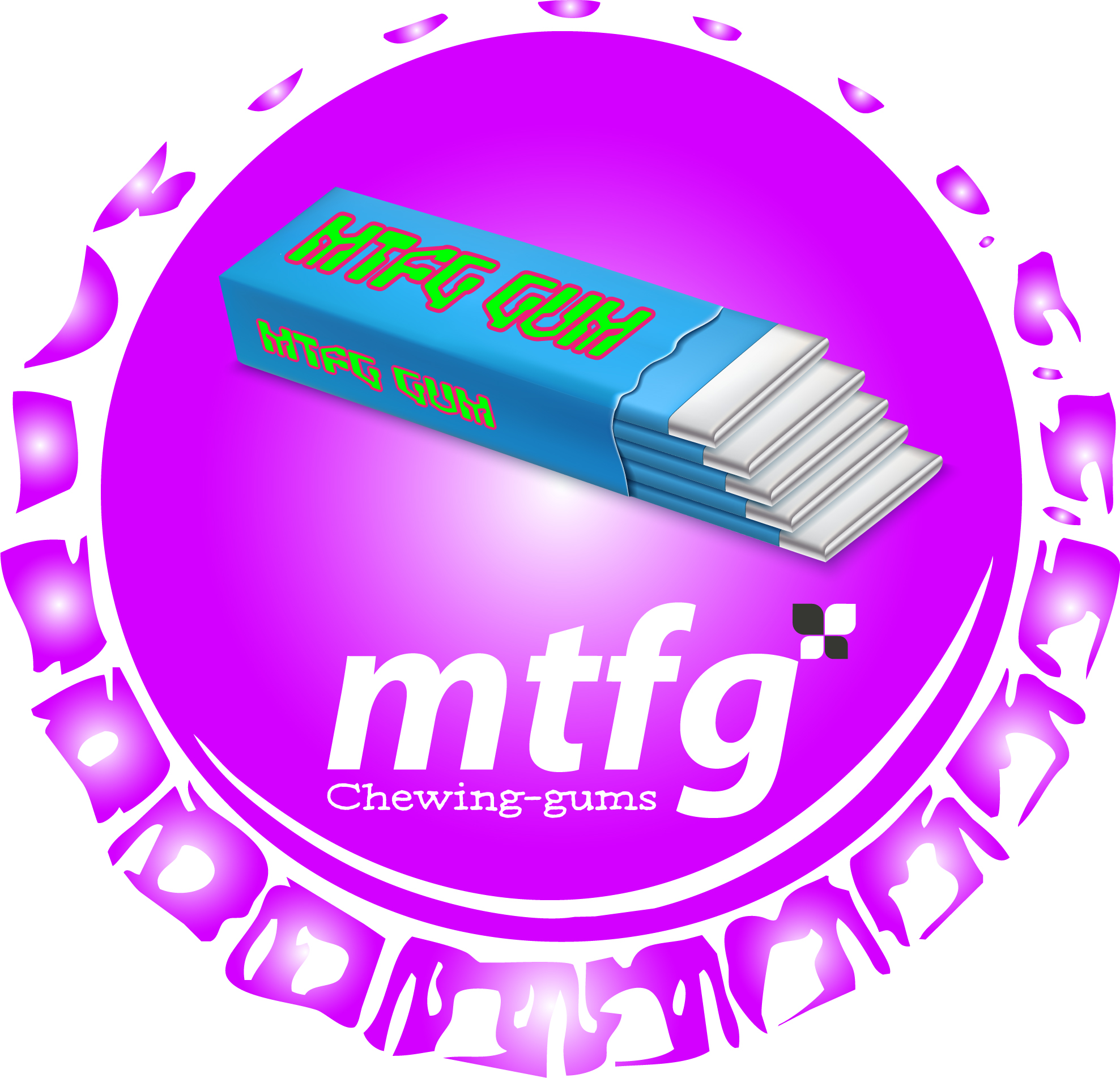 MTFG Chewing-gums
